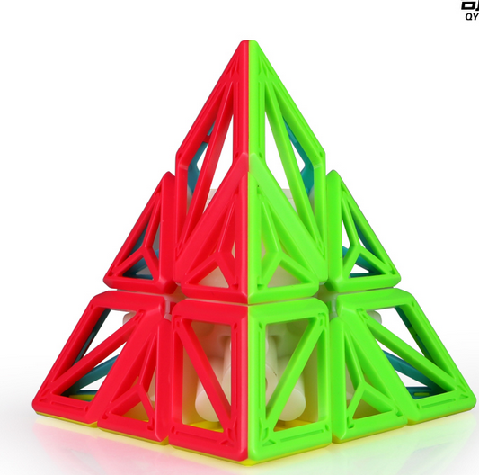 QiYi DNA Pyraminx puzzle toy UK STOCK | speedcubing.org