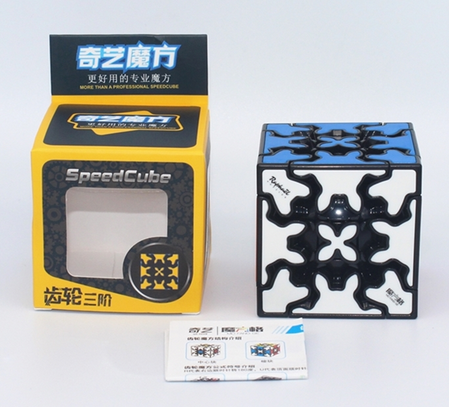 QiYi gear cube 3x3x3 speedcube puzzle toy UK STOCK | speedcubing.org