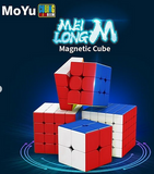 MoYu Meilong 2x2x2-5x5x5 M bundle