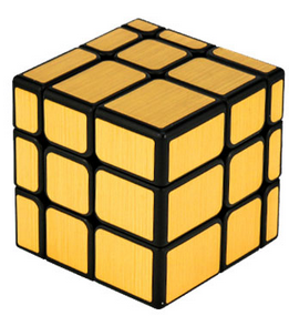 MoYu Meilong Mirror Cube Gold
