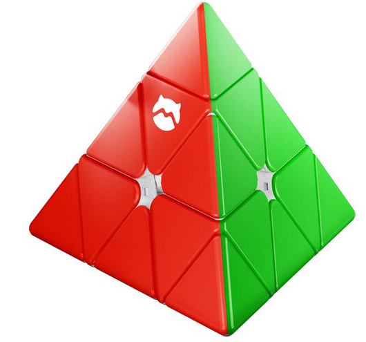 MonsterGo Pyraminx speedcube cube puzzle toy UK STOCK | speedcubing.org