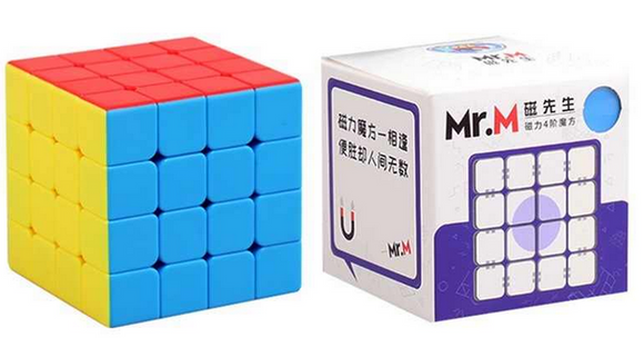 ShengShou MrM 4x4x4 magnetic 4x4 speedcube UK STOCK | speedcubing.org