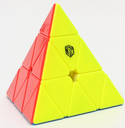X-Man Bell Pyraminx, probably the best pyraminx on the market.