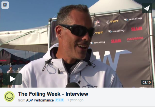 The FOILING WEEK interview