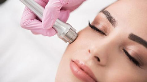 Diamond Microdermabrasion in Surrey and Burnaby. Fresh Canvas Spa