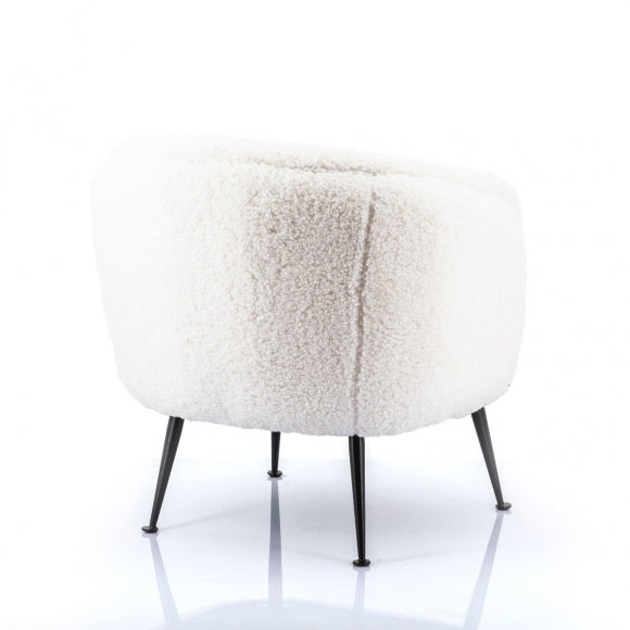 By-Boo fauteuil Babe - white