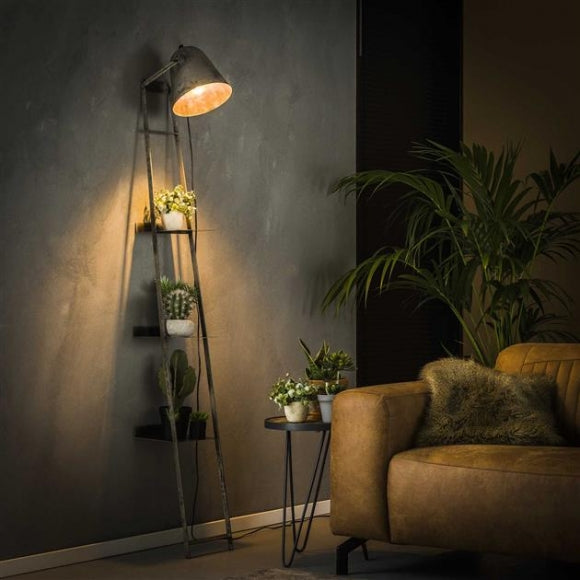 Wandschap lamp
