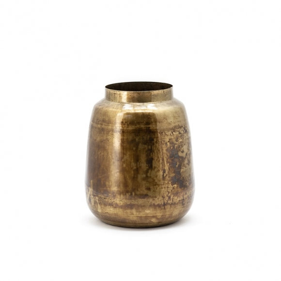 By-Boo The Nile Vase 2 - Goud