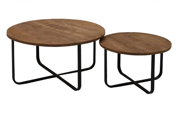 Brix salontafel Levi set of 2