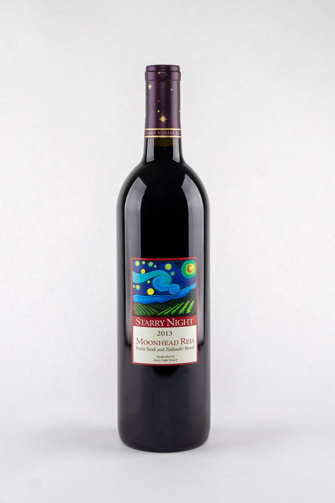 2014 Starry Night Moonhead Red