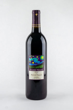 2014 Starry Night Lodi Petite Sirah