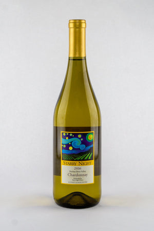 2016 Starry Night Russian River Valley Chardonnay