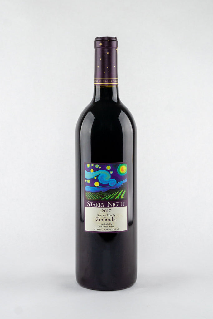 2017 Starry Night Sonoma County Zinfandel