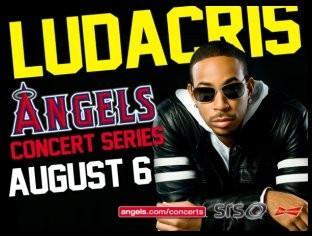 LUDACRIS PERFORMING LIVE AT ANGEL STADIUM... - SOULNATION