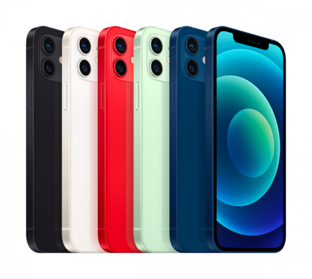 Iphone 12 in all colors