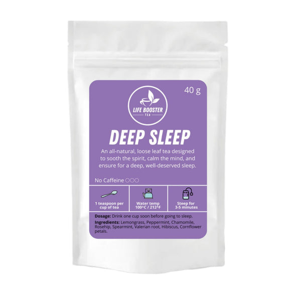 Deep Sleep Tea - Life Booster Tea