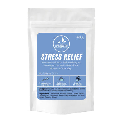 Stress Relief Tea - Life Booster Tea