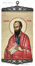 Load image into Gallery viewer, Saint Paul The Apostle Icon-ikons store