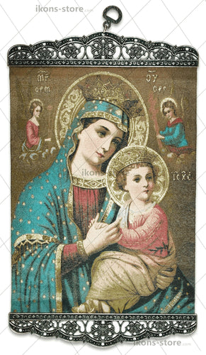 Our Lady of Perpetual Help Modern Icon-ikons store