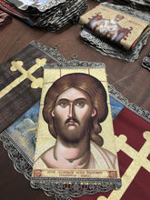 Load image into Gallery viewer, Jesus Christ Portrait Icon-ikons store