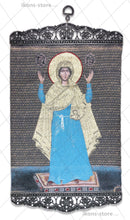 Load image into Gallery viewer, Virgin Mary in Blue Icon-ikons store