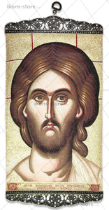 Jesus Christ Portrait Icon-ikons store
