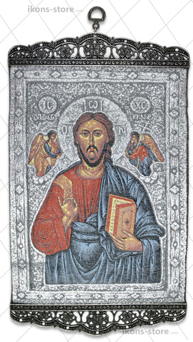 Jesus Christ Pantocrator Blessings Icon-ikons store