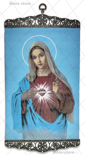 The Immaculate Heart of Mary Icon-ikons store