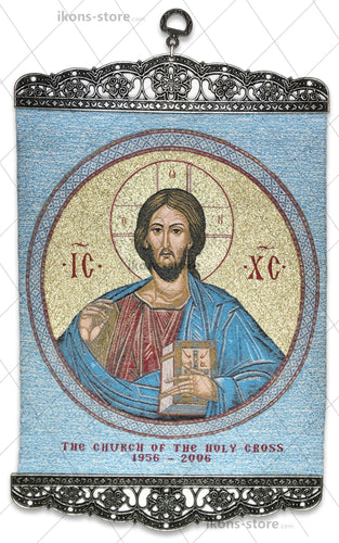 Jesus Christ The Church of the Holy Cross Icon-ikons store