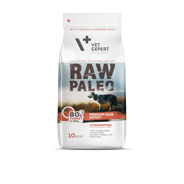 Hundefutter – VetExpert Raw Paleo Adult Medium 10kg