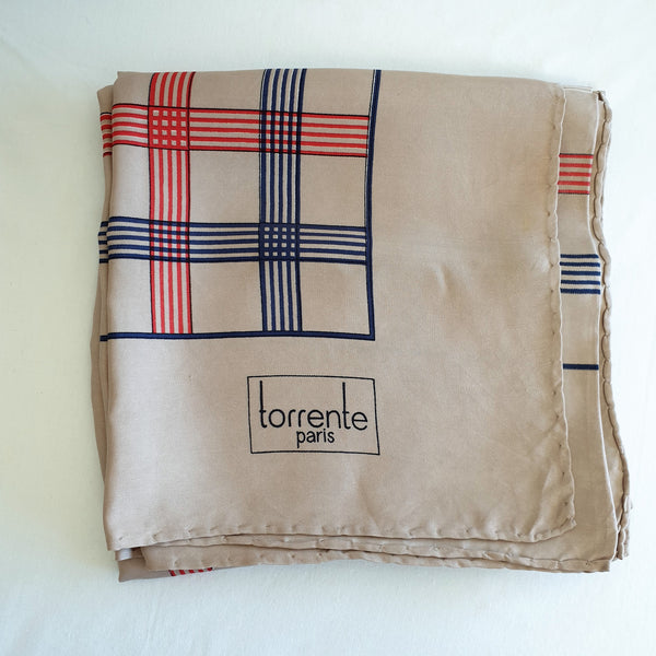 Foulard Torrente Paris