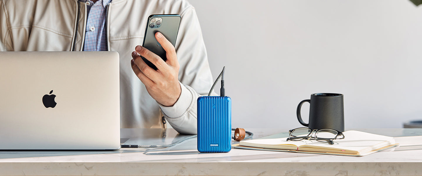 Universal High-Speed Portable Chargers