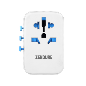 Passport II Pro - The perfect home and travel adapter