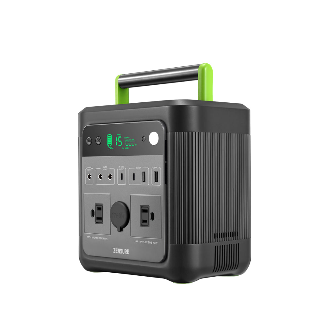 Pre Order - SuperBase, The Surprisingly Compact 518Wh Power Station