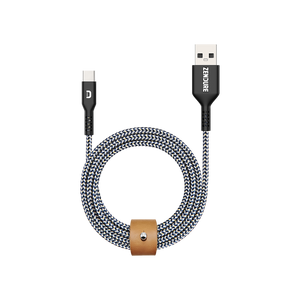 SuperCord USB to USB-C Cable (2m/6.6 ft.)