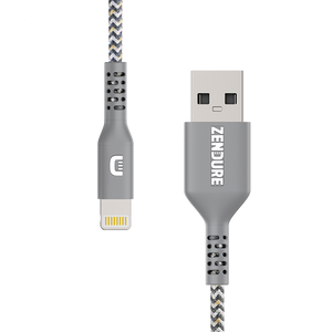 SuperCord USB to Lightning Cable (1m/3.3 ft.)