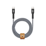 SuperCord USB-C to USB-C Cable (2m/6.6 ft.)