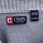 Ralph Lauren Chaps 1/4 Zip Knit Jumper