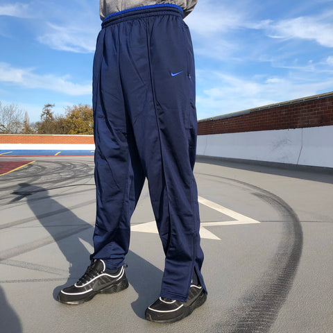 Brand New Nike Tracksuit Bottoms Navy