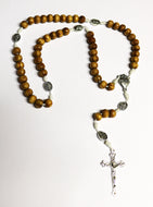 Rosary Beads Handmade by the Nuns, Crown of Thorns