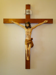 Beautiful Catholic Crucifix