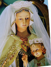 Load image into Gallery viewer, Beautiful Canvas-Like Picture of Our Lady of Frechou,