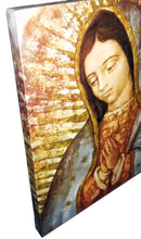 Load image into Gallery viewer, Beautiful Canvas-Like Picture of Our Lady of Guadalupe