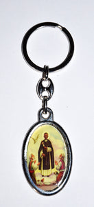 Saints From Peru Key Rings