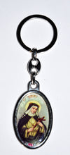 Load image into Gallery viewer, Saints From Peru Key Rings