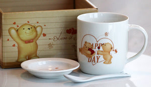 Love You Mug Set - Pick the Design You Wish