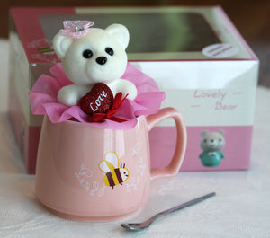 My Lovely Bear Mug Set - Browse Styles