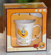 Load image into Gallery viewer, Smiley Friendship Day Mug Set - View Options
