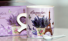 Load image into Gallery viewer, Lavender Theme Mug Set - Browse Designs