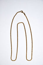 Load image into Gallery viewer, Stainless steel golden finish Necklace Chains